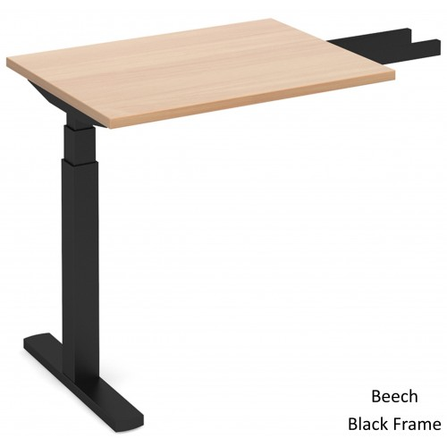 Elev8 Touch Sit-Stand Return Desk